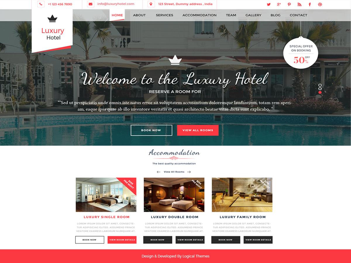 hotel resort pro